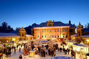 Adventní zájezd do Salzburku pro JEDNOHO s průvodem čertů