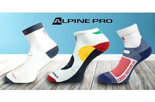 Ponožky Alpine Pro OH