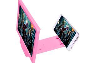 Zvětšovací obrazovka 3D