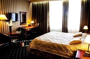 5denní lázeňský pobyt v Golf hotelu Morris
