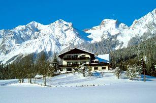 Rakousko - Schladming / Dachstein na 11 dní, polopenze s dopravou vlastní