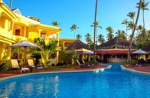 Dominikánská republika - Punta Cana na 8 až 11 dní, all inclusive s dopravou letecky z Prahy nebo vídeň