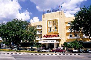Thajsko - Bangkok na 8 až 10 dní, snídaně s dopravou letecky z Prahy