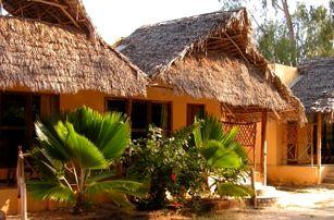 Zanzibar - na 12 až 15 dní, snídaně s dopravou letecky z Prahy
