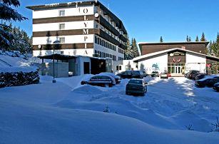 Zimní dovolená v sporthotelu Olympia