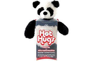 Hřejivý super plyšák Hot Hugs - Panda