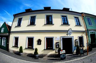 Jižní Čechy, 4* Hotel Galerie Třeboň až na 6 dní pro dva: polopenze, lázně a víno do 4/2017