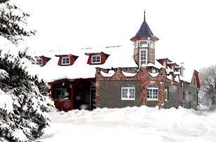 3denní vánoční pobyt včetně sváteční večeře pro 2 osoby v penzionu Havírna na Moravě