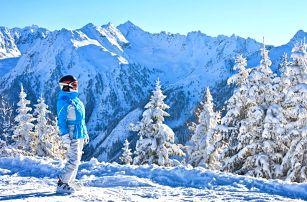 1denní lyžařský zájezd do rakouského Schladmingu pro 1 osobu