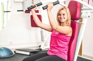 Týden pohybu: Neomezené cvičení v dámském fitku