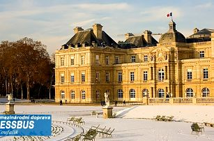 Adventní Paříž a Versailles, 15.-18.12.2016: 4denní zájezd pro 1 osobu vč. 1 noci a snídaně