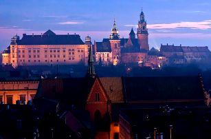 Romantický pobyt v Niepołomicích nedaleko Krakova