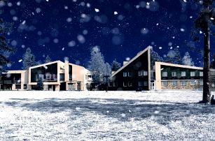 6denní silvestrovský pobyt pro 1 v hotelu Tatranec ve Vysokých Tatrách