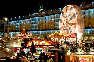1denní zájezd na adventní trhy do Drážďan + Primark pro 1 osobu