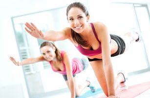 Cvičení šité na tělo: pilates, jóga nebo zdravé posilování - možnost koupě až 10 vstupů