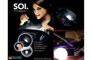 SOI. mini světlo do kabelky