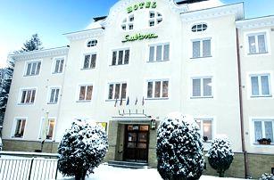 Relaxační wellness pobyt pro dva na 3 dny v hotelu Subterra. Polopenze, masáže, wellness a další.