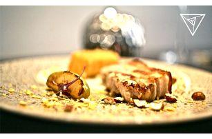 Vynikající degustační menu pro 2 osoby v restauraci Černá Růže v Mladé Boleslavi