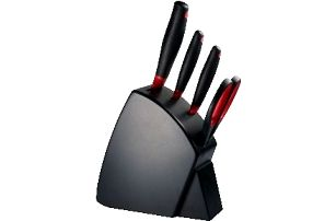 Sada nožů v bloku 5 ks FLORINA CS SOLINGEN CS-033071