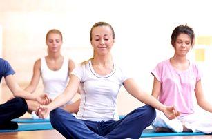Permanentka - jóga, power jóga, hot jóga a další v jógovém studiu Ganeša v Kladně.