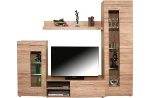 Obývací stěna Nex 2, 242/200/42 cm