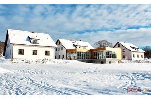 3–5denní pobyt s wellness a polopenzí pro 2 v hotelu Orsino**** na břehu Lipna