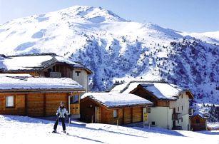 Silvestr na horách: Francie - Valmeinier / Valloire na 8 dní, bez stravy s dopravou vlastní