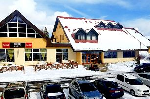 3 až 5denní wellness pobyt s polopenzí pro 2 v hotelu Rysy ve Vysokých Tatrách
