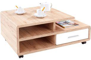 Konferenční stolek miami, 100/41,1/60 cm