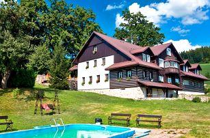 Aktivně-relaxační dovolená v Krkonoších