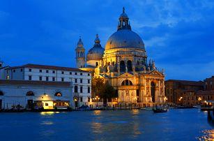 Benátky na dosah: Pobyt v hotelu se snídaní