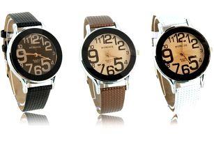 Dámské hodinky WoMaGe s poštovným zdarma