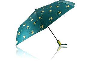 Dámský deštník s sovíčkami