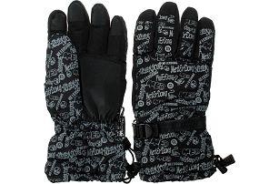 Zimní rukavice s dvojitou vrstvou zateplení - 4 barvy