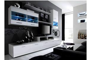 Moderní obývací stěna Jessie