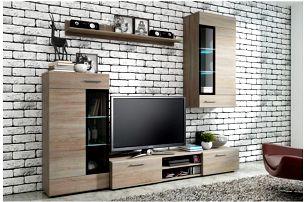 Levná obývací stěna Melia