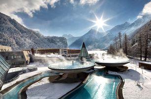 Rakousko, Oetztal: 2denní lyžování na ledovci pro 2 dospělé + 2 děti, platí 4-5/2017