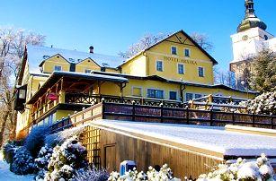 3–6denní wellness pobyt pro 2 s polopenzí v hotelu Arnika v Krkonoších