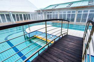 Odpočinek v maďarských lázních s neomezeným wellness a ubytováním v AQUA Hotel Termál ***