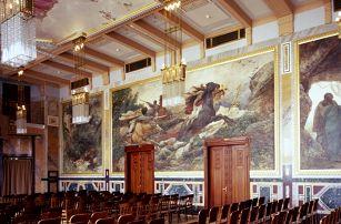 Sváteční galakoncert v Obecním domě - 3 termíny na výběr: Mozart, Smetana, Dvořák