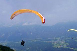Kurz paraglidingu v Libereckém kraji
