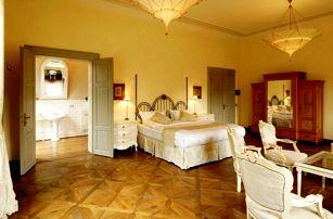 Romantická noc na zámku