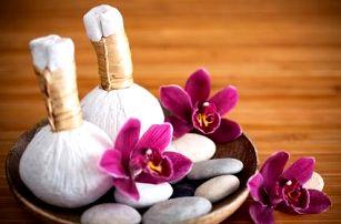 Thajská bylinná masáž v Praze