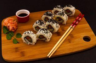 Kurz přípravy sushi