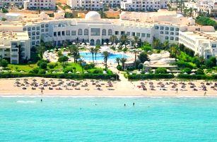Silvestr u moře: Tunisko - Mahdia na 8 až 15 dní, all inclusive s dopravou letecky z Prahy