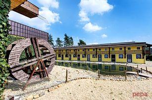 2–5denní pobyt plný sportovního vyžití v Blatském dvoře na Třeboňsku pro 2 osoby