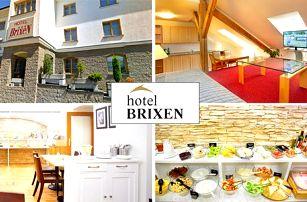 Pobyt pro dva s polopenzí v apartmá s vířivkou v Hotelu Brixen