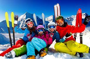 Zimní pobyt pro DVA na 3 a více dní v Kysuckých Beskydech s wellness a polopenzí
