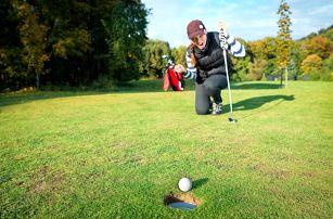 Golfový kurz all inclusive pro dva s trenérem PGA certifikát a zisk HCP 5