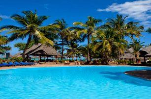 Zanzibar - Kiwengwa na 9 až 13 dní, all inclusive nebo light all inclusive s dopravou letecky z Prahy
